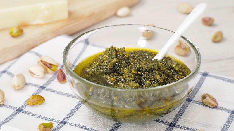 salsa pesto casera