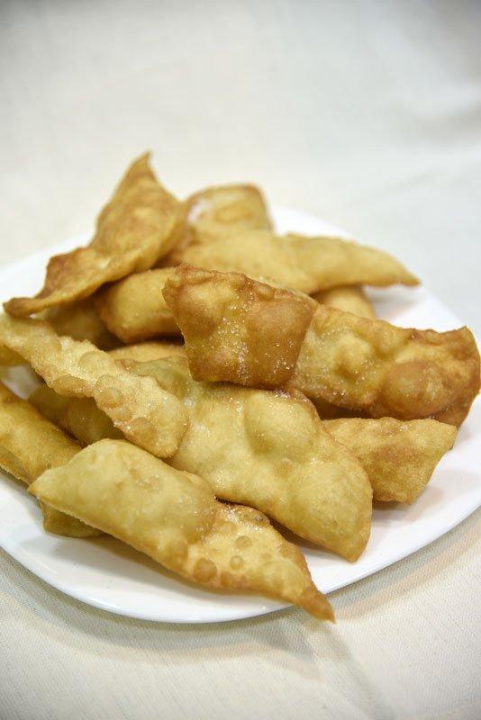como hacer tortas de masa frita de mi abuela juana