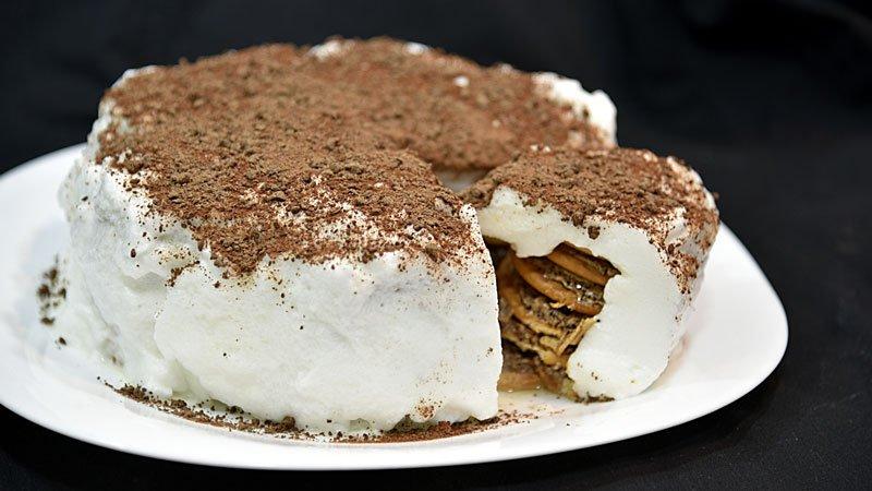 tarta de galletas de mi abuela juana la más rica