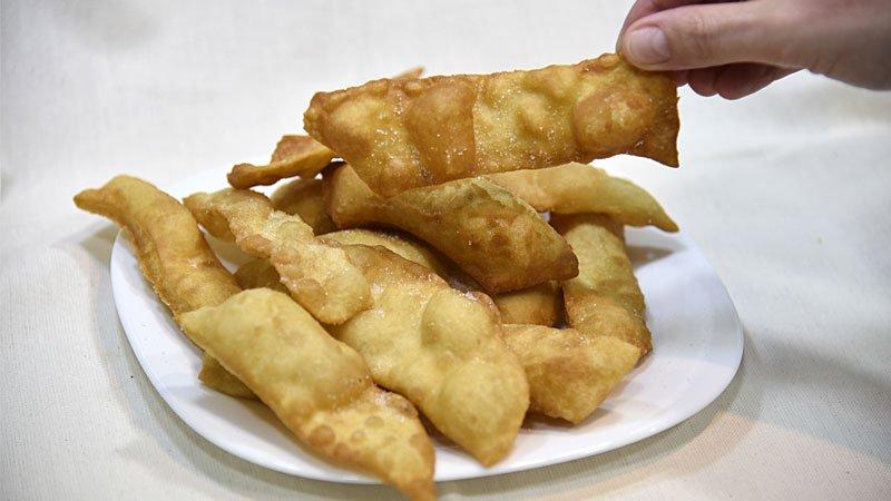 receta tortas de masa frita o asopaipas