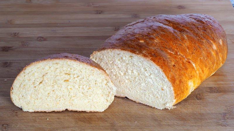 receta de pan dulce o pan para torrijas