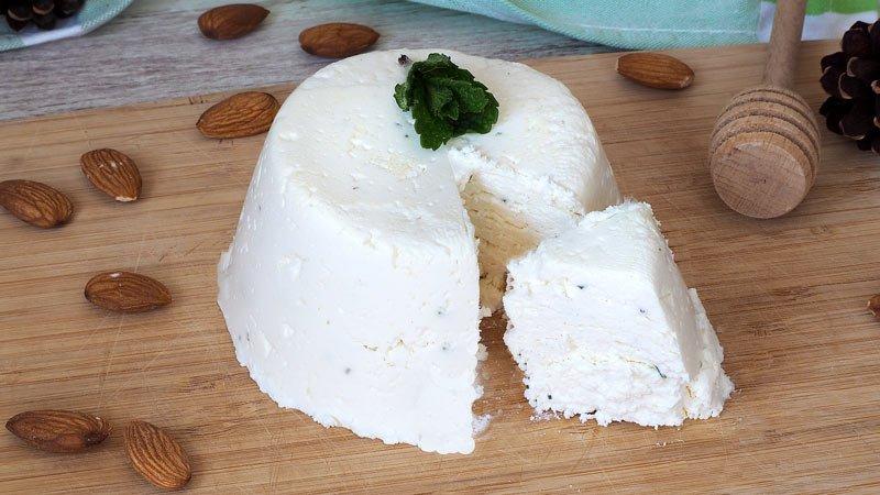 como hacer queso fresco casero con solo 3 ingredientes