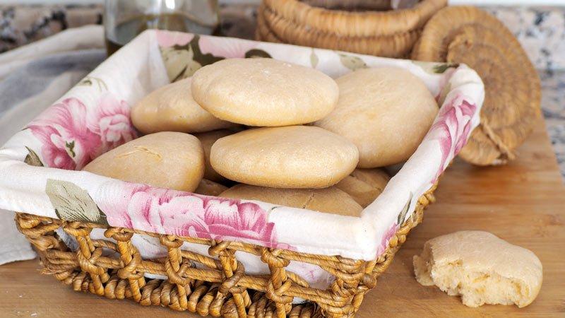 receta molletes caseros al estilo de antequera