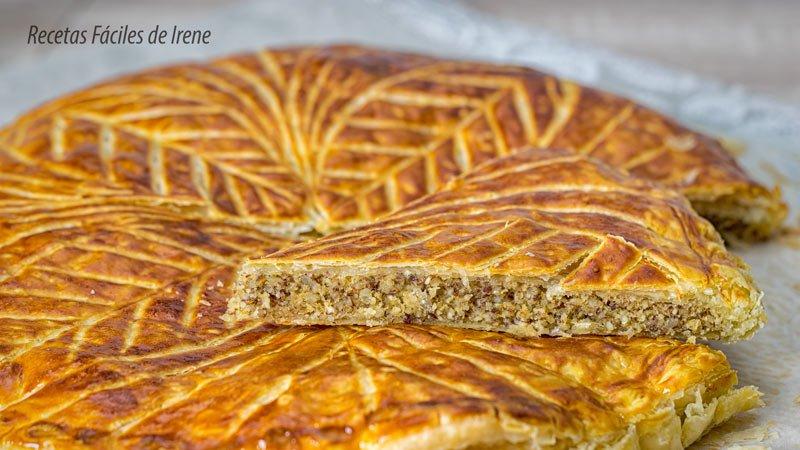 tarta de reyes facil y rapida receta de galette de rois