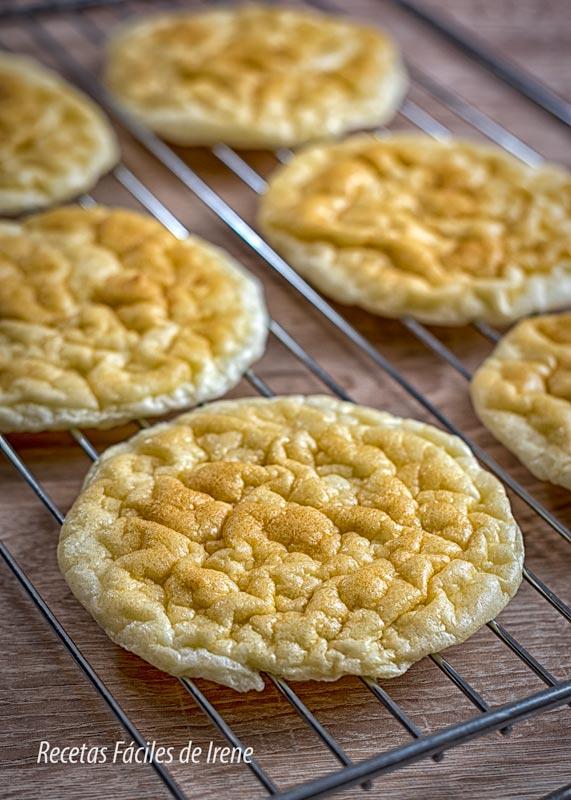 como hacer pan nube keto sin harina