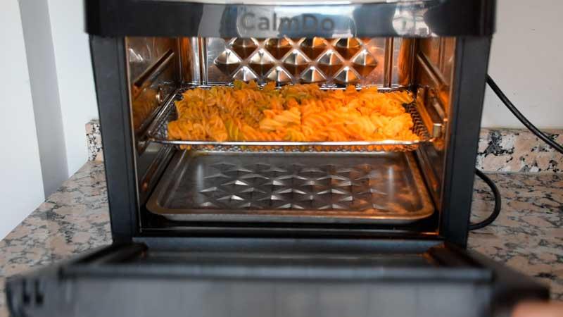 hornear la pasta chips viral