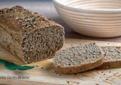 como hacer pan casero rapido